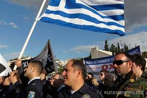 забастовка Греция