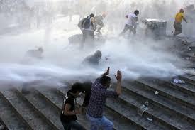протесты в Турции1