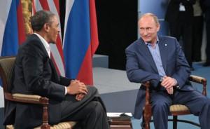 Путин-Обама