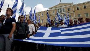 Греция забастовка2
