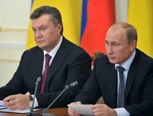 Янукович-и-Путин