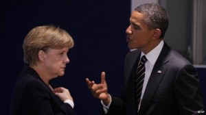 Меркель-Обама