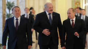 Путин, Лукашенко, Назарбаев3