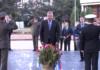 Дмитрий Рогозин возложил цветы к Вечному огню в Кишиневе  /ВИДЕО/