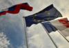 МОЛНИЯ:  ЕС вводит новый пакет санкций в отношении России