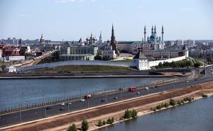 Казань накануне Универсиады-2013