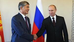 Президент РФ считает выполнимой задачу адаптации экономики Киргизии к условиям ЕАЭС