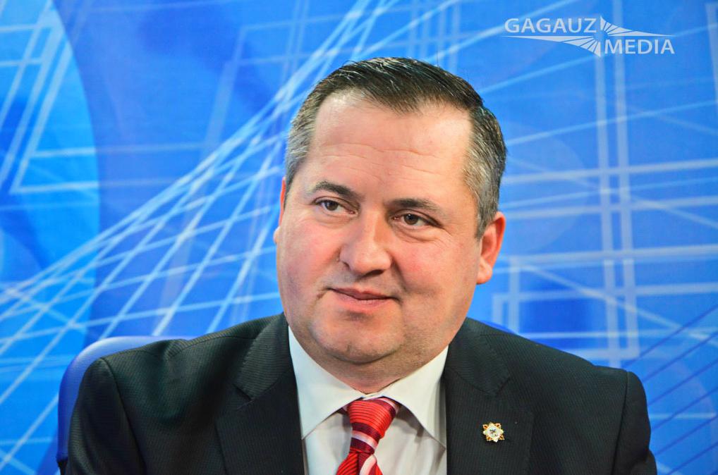 Олег Гаризан