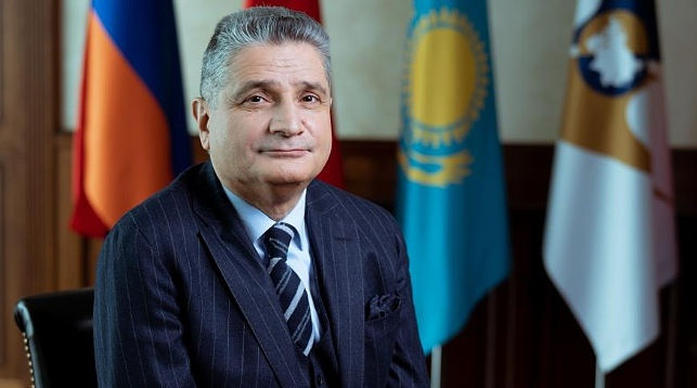 Тигран Саркисян: «Важно, чтобы научное сообщество было подключено к процессу принятия решений, определяющих развитие ЕАЭС»