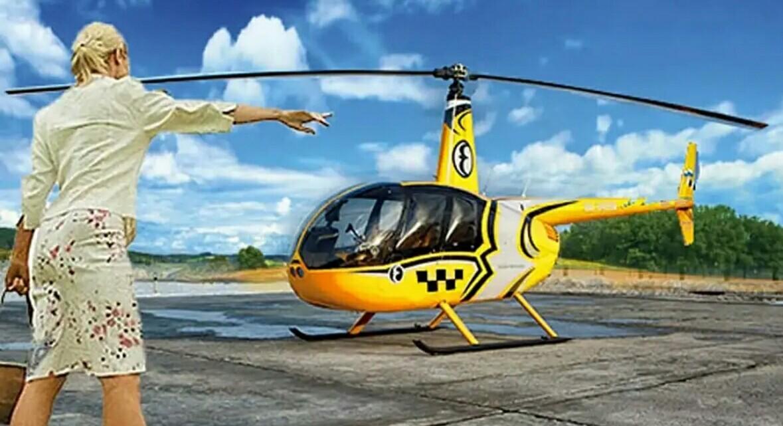 Почему вертолеты не стали общедоступным транспортом?