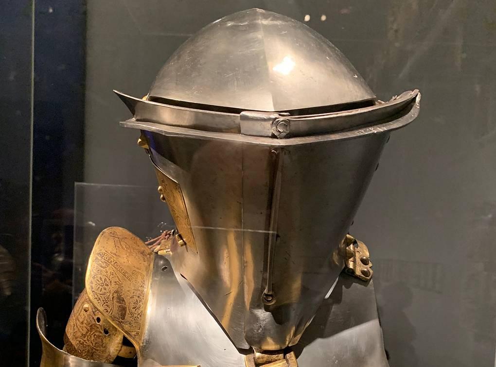 Шлем Разрушителя: как сражались и чем воевали на исходе Средневековья?
