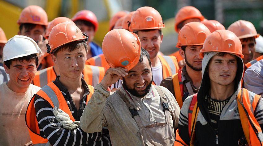 Россия обновила квоты на трудоустройство мигрантов