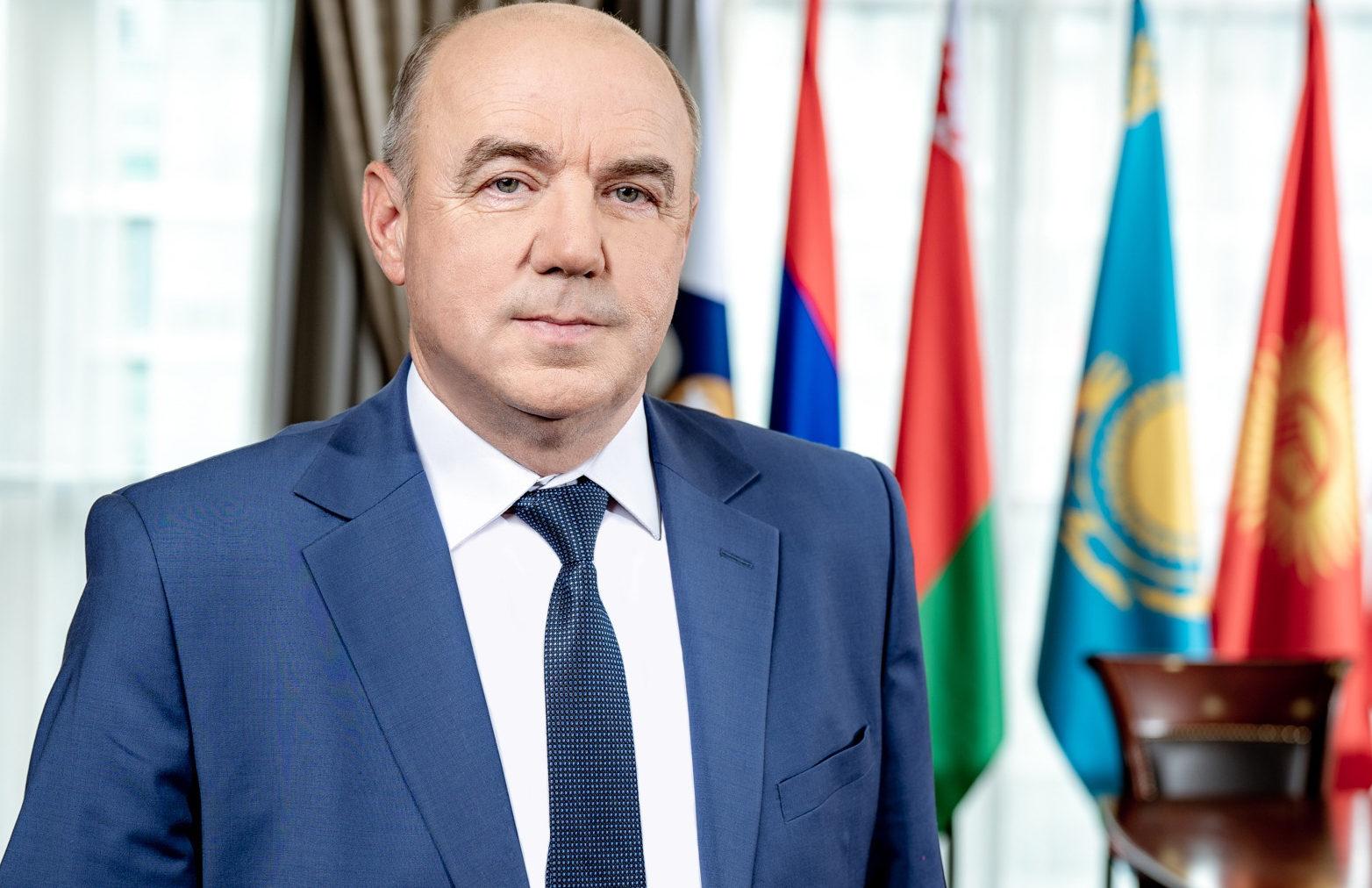Виктор Назаренко: «Система оценки соответствия и государственного надзора должны быть выстроены таким образом, чтобы на общий рынок Союза поступала только качественная и безопасная продукция»