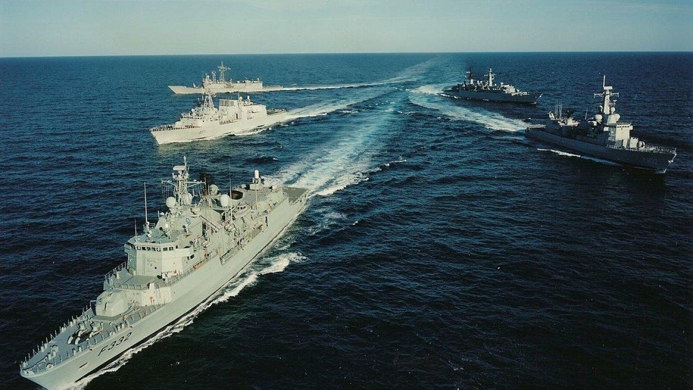В Черном море начались международные учения НАТО Fall Storm 2019