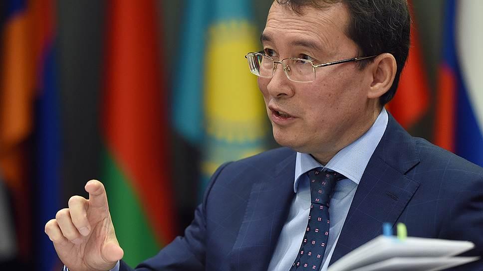 Тимур Жаксылыков: ЕЭК предлагает внедрить межведомственные электронные сервисы для совершенствования системы взимания НДС