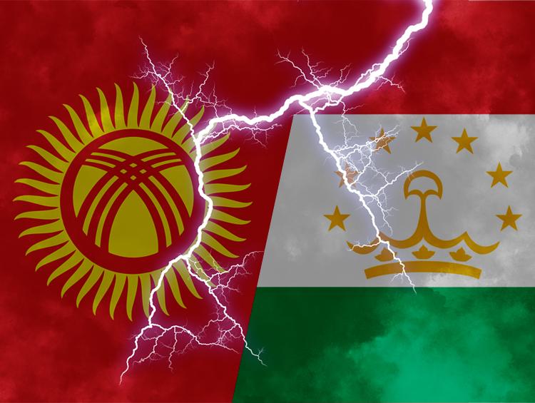 Кыргызстан готов обменяться с Таджикистаном пограничными территориями