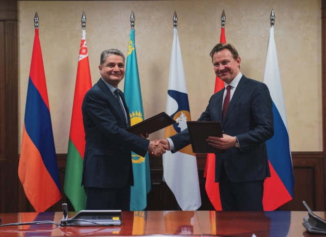 ЕЭК и Ассоциация внешнеполитических исследований имени А.А. Громыко утвердили программу сотрудничества на 2020 год