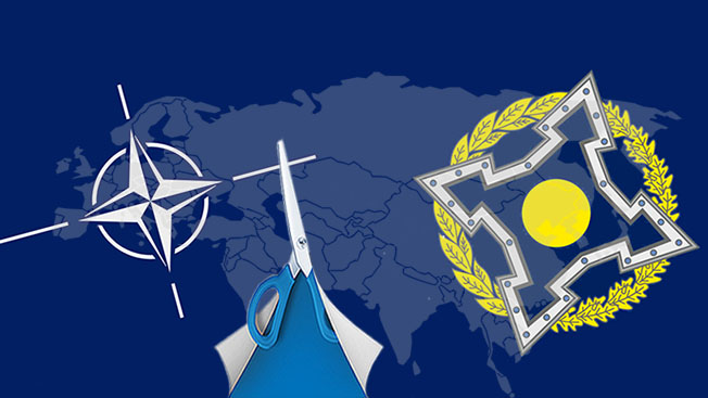 Начальник штаба ОДКБ АнатолийСидоров: НАТО стремится укрепить влияние на Кавказе