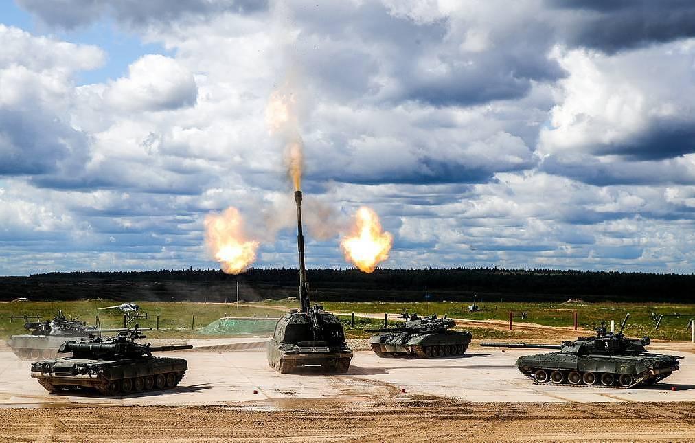 Общемировые оборонные расходы превысили $1,8 трлн в 2019 году