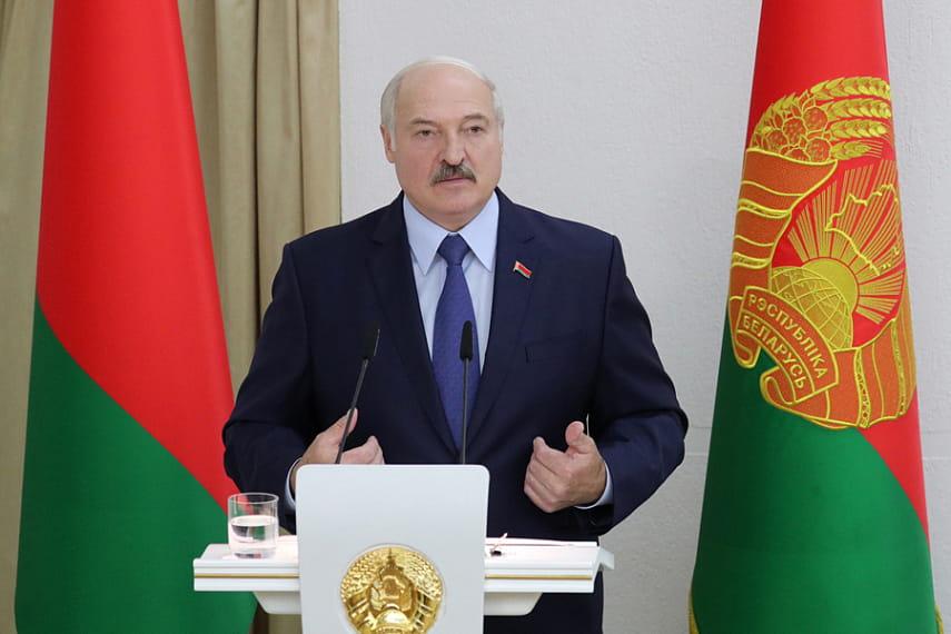 Лукашенко предложил сохранить транспортный транзитный коридор через Россию в страны ЕАЭС