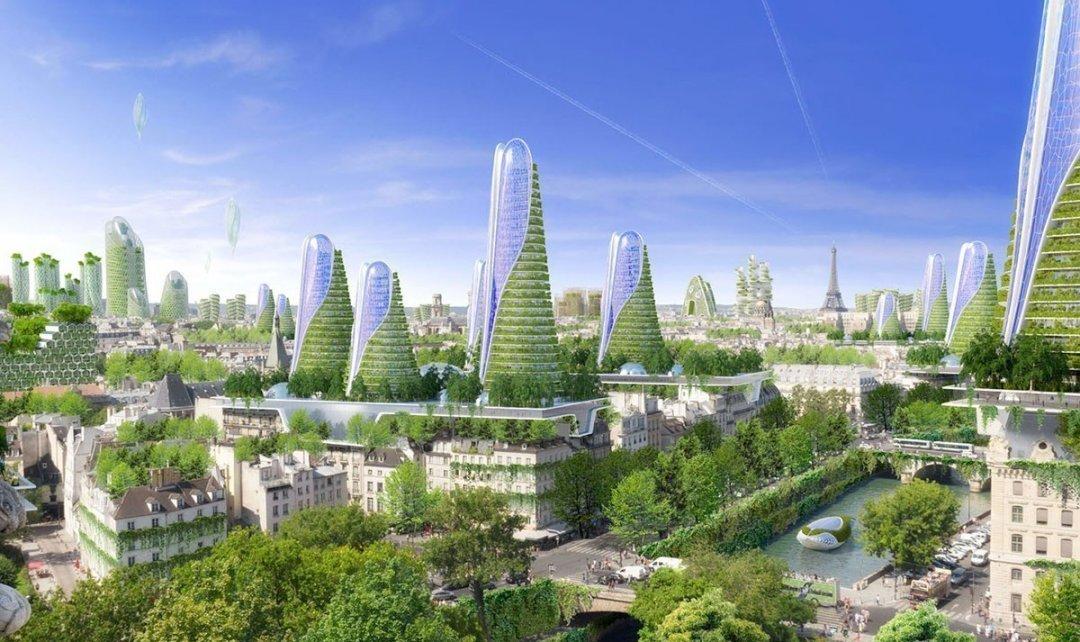Toyota планирует построить город будущего?