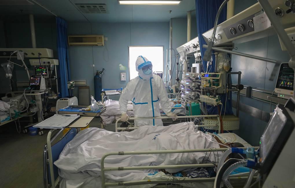 Китайская статистика умерших и выздоровевших от коронавируса