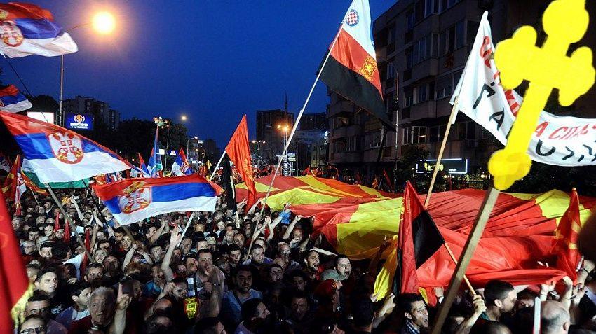 Вступление Северной Македонии в НАТО может сорваться?