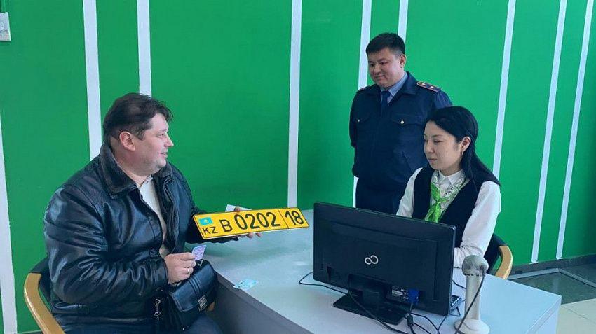 В Казахстане ввели новые правила регистрации авто из ЕАЭС