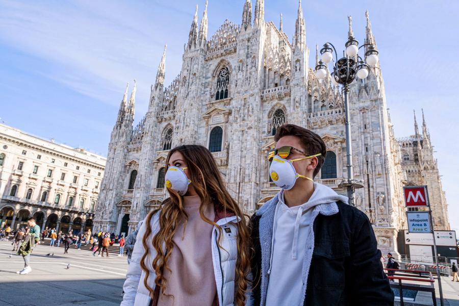 На грани паранойи: карантин в Италии