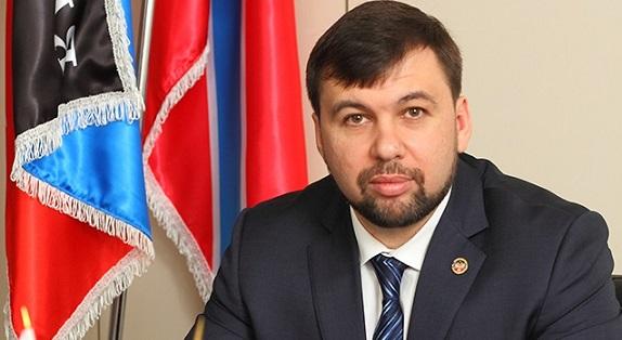 Пушилин: коронавирус еще больше отдалил Донбасс от Киева и сблизил с Москвой