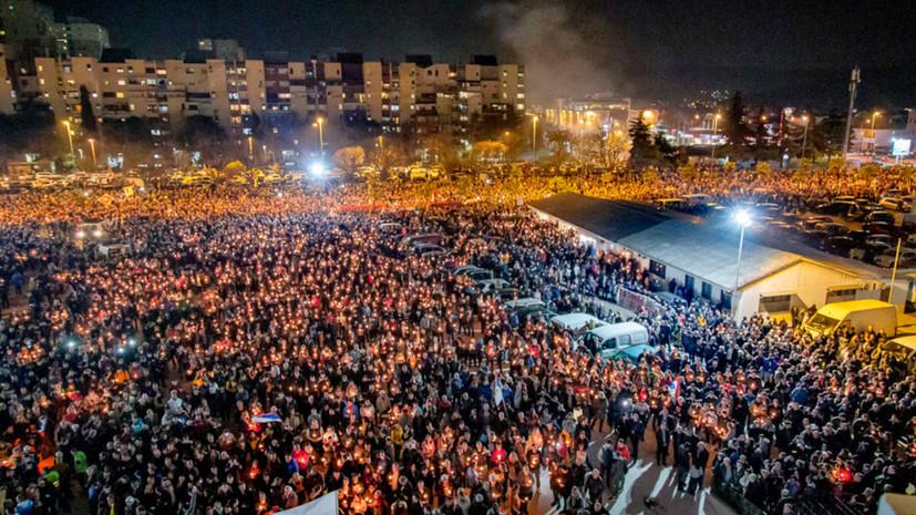 Православие в Черногории: новые вызовы и старые соблазны