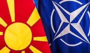 НАТО подняла флаг Северной Македонии в знак вступления страны в альянс