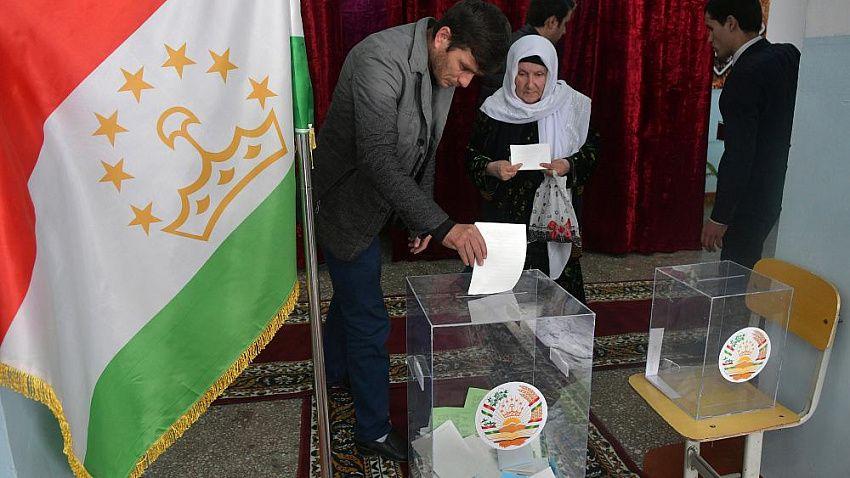 В Таджикистане подвели предварительные итоги парламентских выборов
