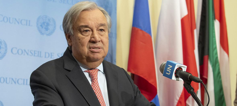 Генсек ООН призвал прекратить все боевые действия в мире из-за угрозы коронавируса