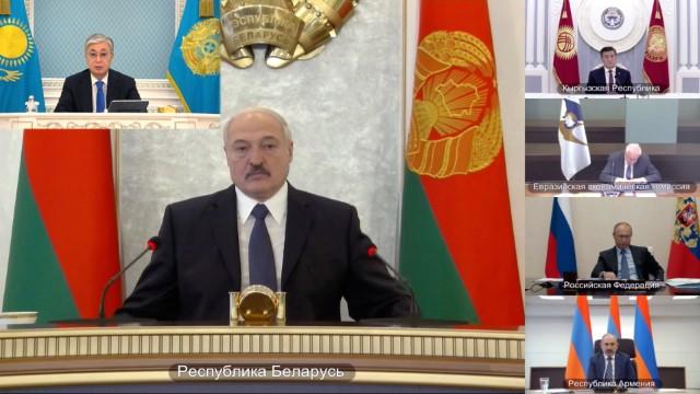 Итоги рабочей встречи членов Высшего Евразийского экономического совета