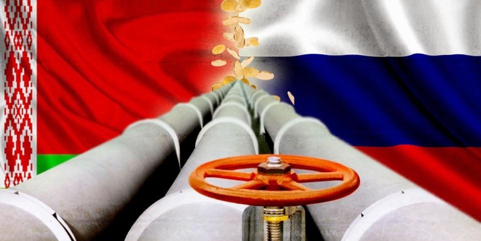 Беларусь попросила Россию снизить цену на газ