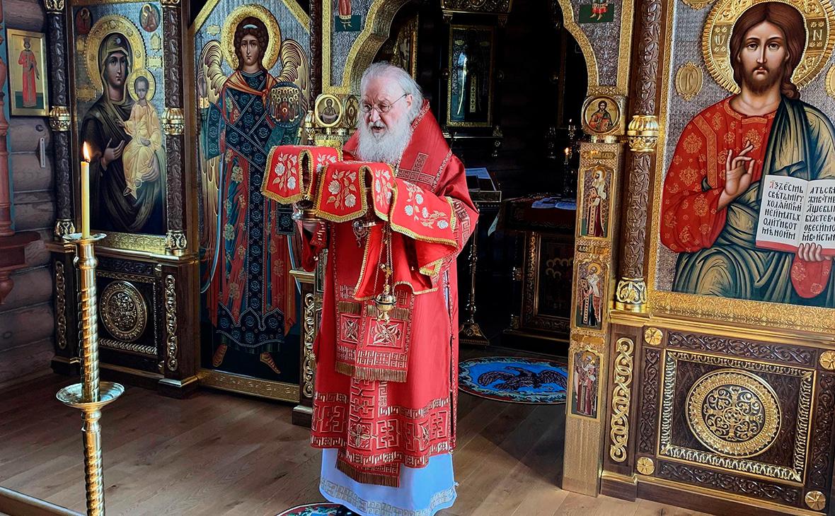 Патриарх Кирилл попросил обеспеченных прихожан поддержать священников