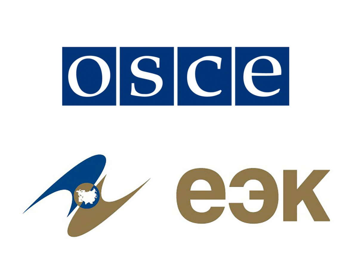 ЕЭК и ОБСЕ продолжают взаимодействие в условиях пандемии COVID-19
