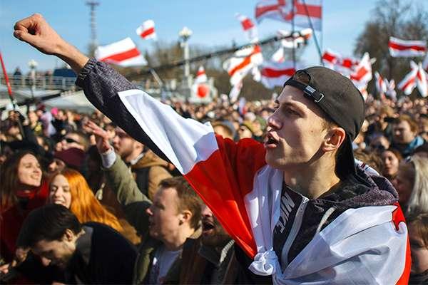 Кризис в Белоруссии: от президентских выборов к протестам