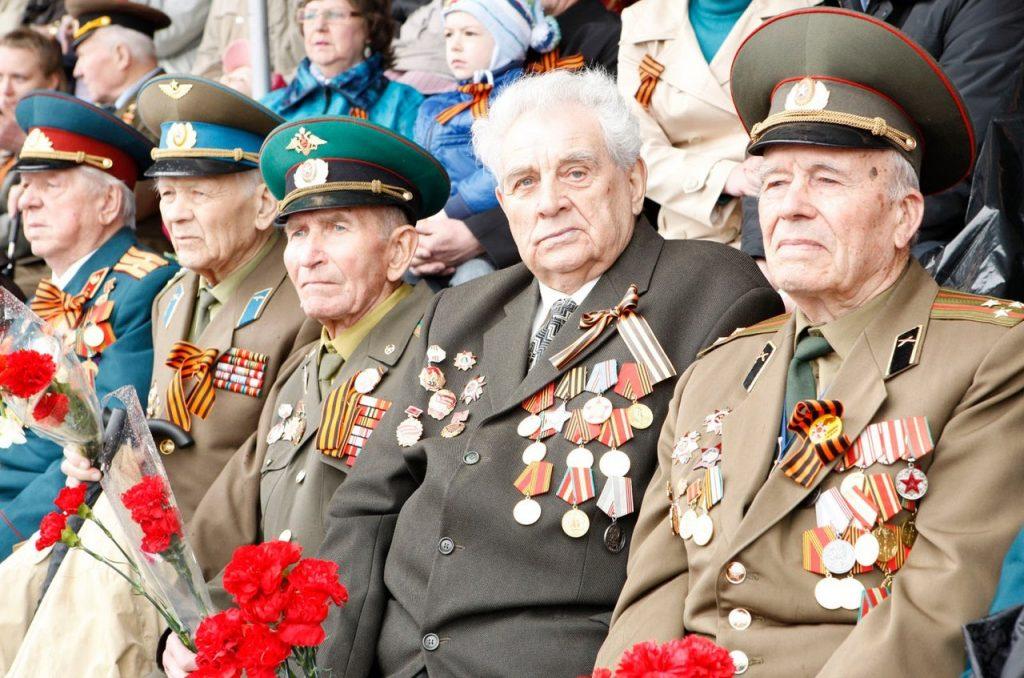 Россия выделила материальную помощь молдавским ветеранам