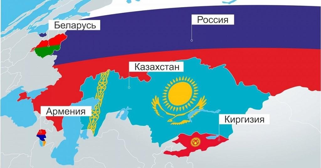 Россия как «новая Европа» для евразийского пространства