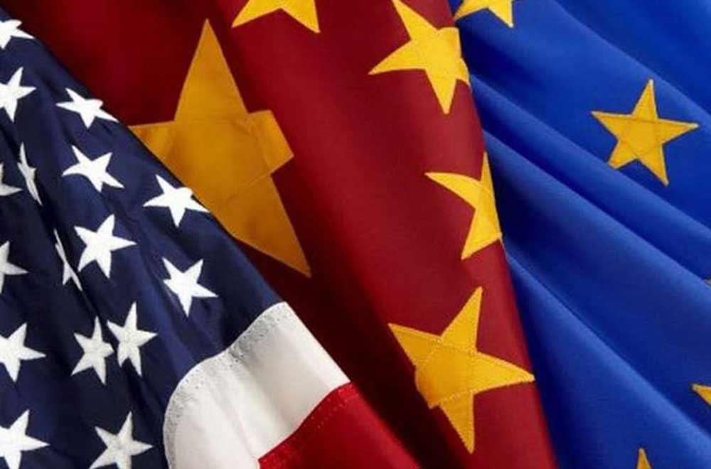 Торговая сделка с Китаем ударит по отношениям ЕС и США