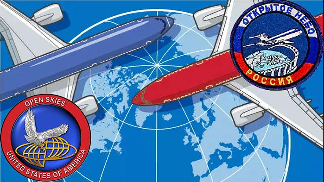 Развал Договора по открытому небу: последствия для России и Беларуси