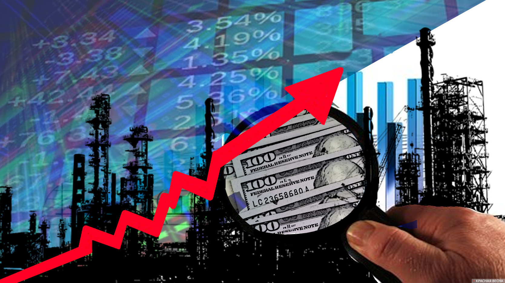 Борьба за нефтегазовые рынки в 2021 году