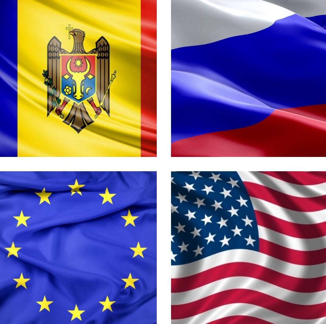 Власти России осудили вмешательство Запада в дела Молдовы