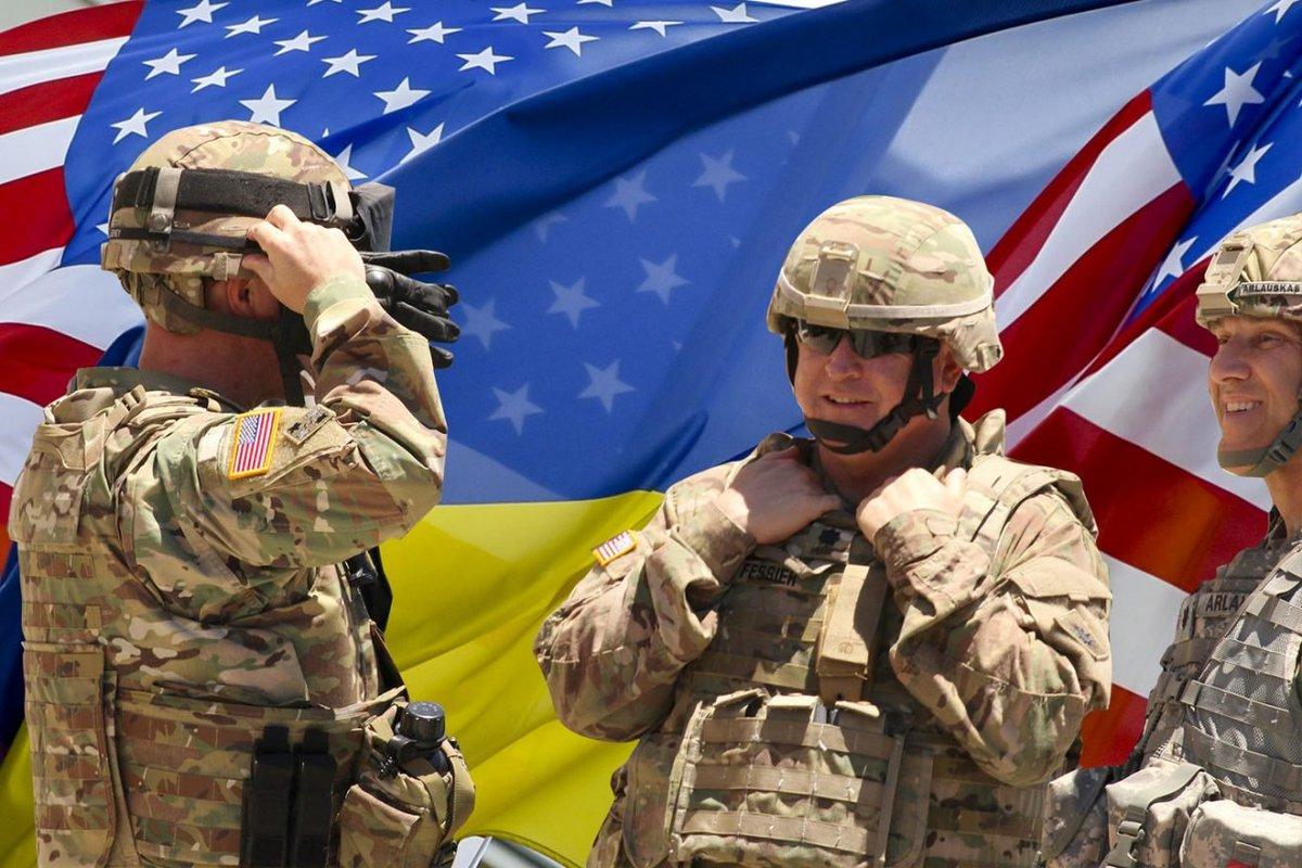ЛНР: Украина уже стала военным плацдармом Запада
