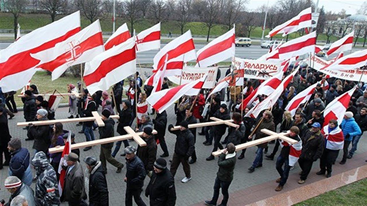 Католичество и неонацизм для Белоруссии